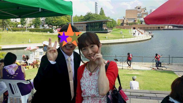 鈴木あい 環水公園ライブ (1)