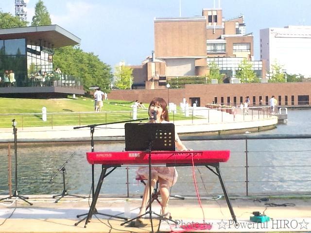鈴木あい 環水公園ライブ (6)