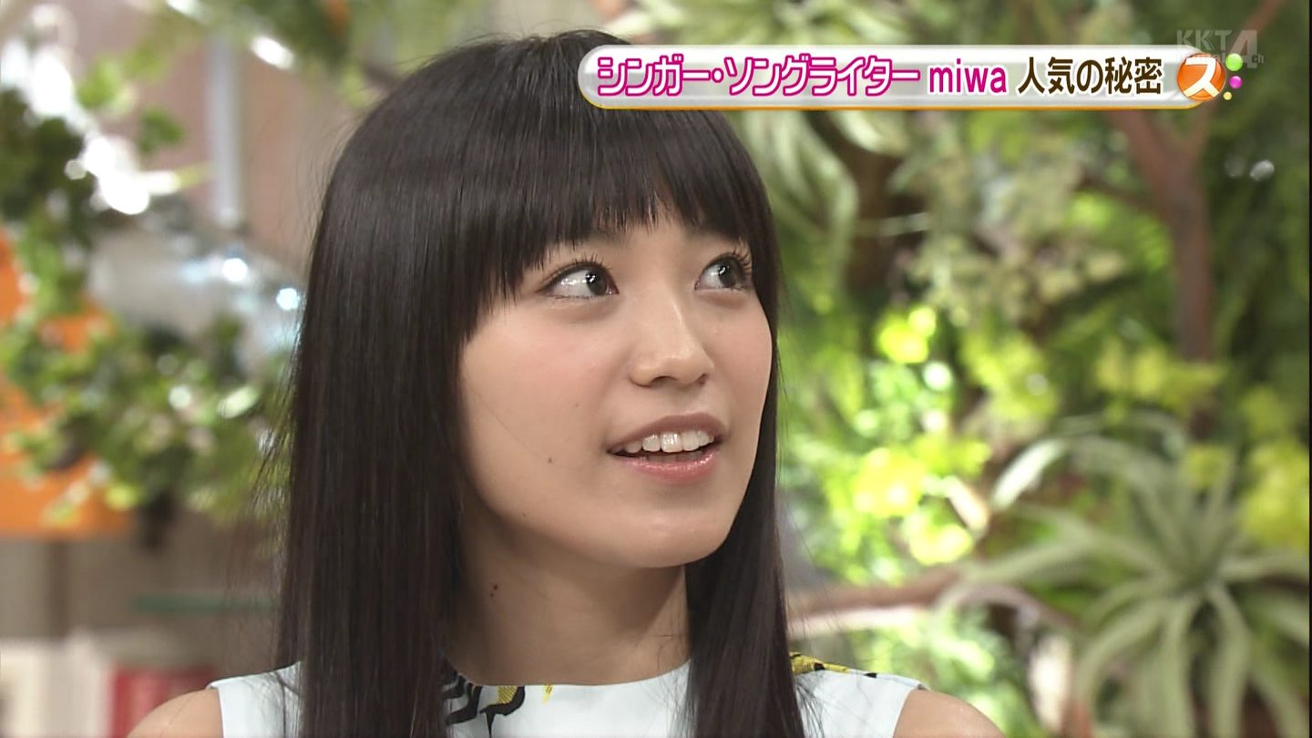 miwa in スッキリ 0003