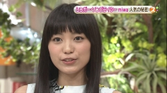 miwa in スッキリ 0005