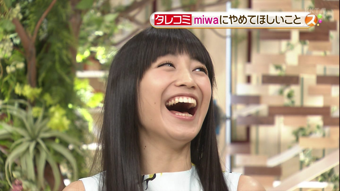 miwa in スッキリ 0009