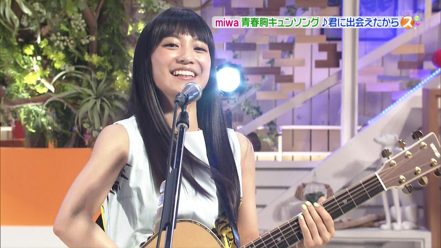 miwa in スッキリ 0029