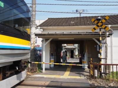 鶴見線 安善駅 205系