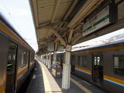 鶴見線 浜川崎駅 205系
