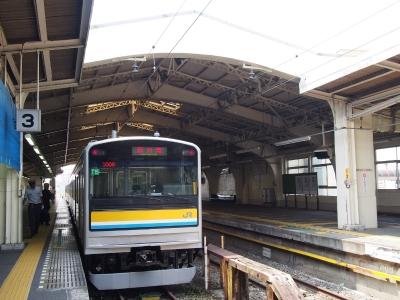 鶴見駅 205系