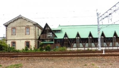 旧長浜駅舎 (4)
