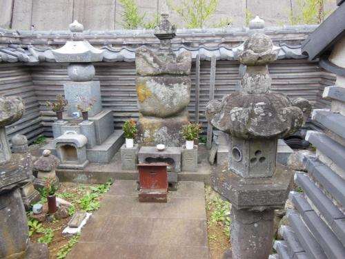 三浦義澄公・墓所