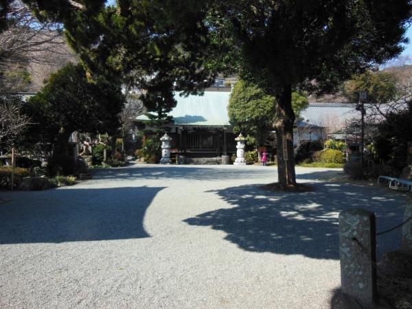 城願寺・本堂