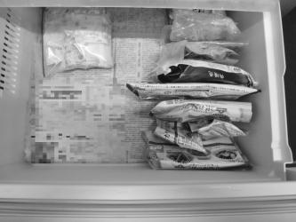 冷蔵庫冷凍
