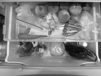 冷蔵庫野菜