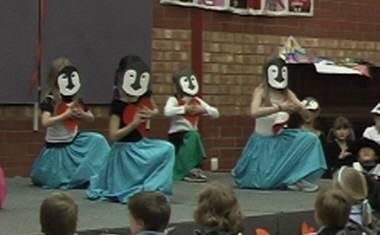 サリのダンス