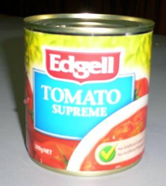 トマトソース缶