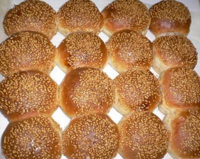 ごまのパン