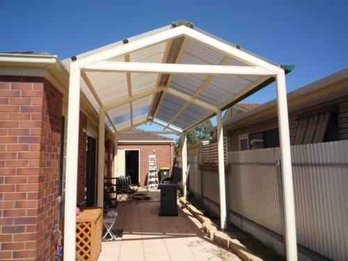パゴラの屋根
