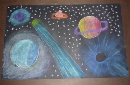 サリ 宇宙