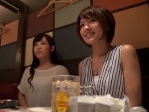 夏目優希 ママ友2人と合コン