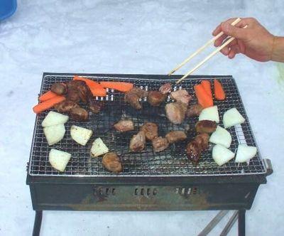冬の焼き肉ブログ