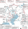 150202kp)首都圏環状道路の2015年以降の予定