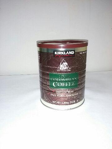 100コロンビアコーヒー