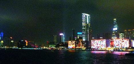 香港2日目ディナークルーズ⑥ -1