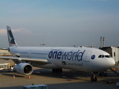今回の飛行機