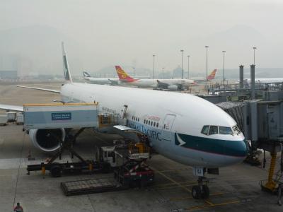 香港ーNY