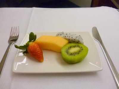 フルーツ盛り