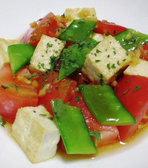 豆腐サラダ B