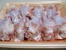 鶏手羽元レモンバジル揚げ 材料