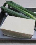 和風豆腐ラーメン 材料①豆腐