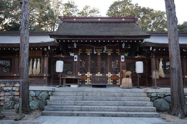 伊太祈曽神社