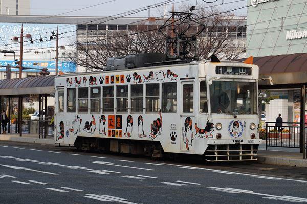 岡山駅前に戻ってきた