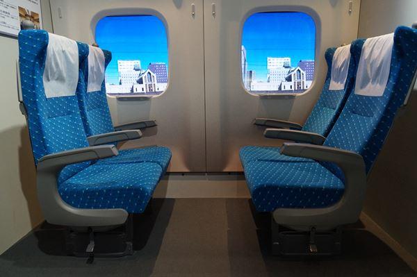 N700系座席