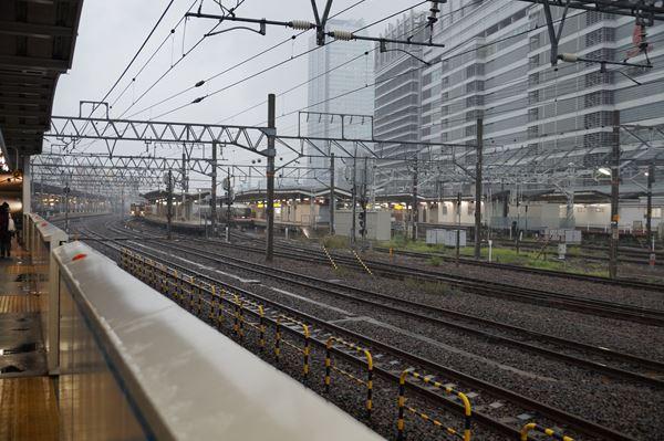 名古屋駅の一角