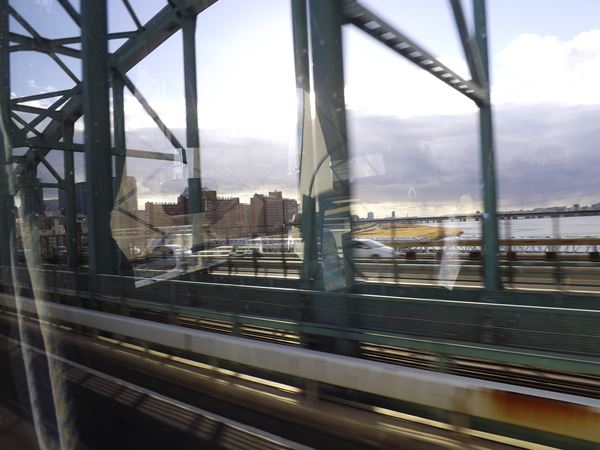 淀川を渡ると終点は近いです