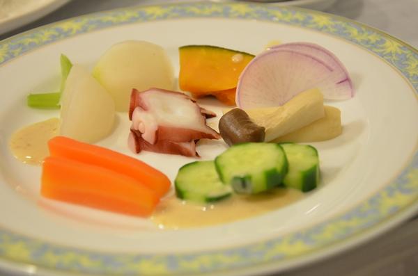 温野菜の・・・