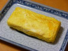 ナイスな出来の卵焼き