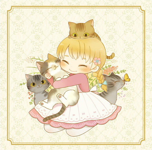 Chers petits chats