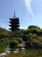 4東寺五重塔