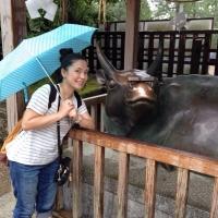 4牛ちゃんと私