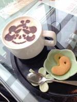 13出雲博物館のコーヒーセット