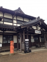 17旧大社駅外観