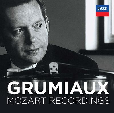 テュール・グリュミオー / モーツァルト・レコーディング
