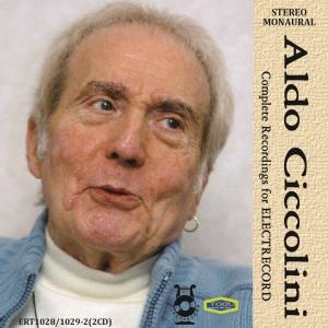 Aldo Ciccolini ELECTRECORD全録音集 アルド・チッコリーニ