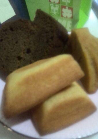 ローカーボケーキ系3種