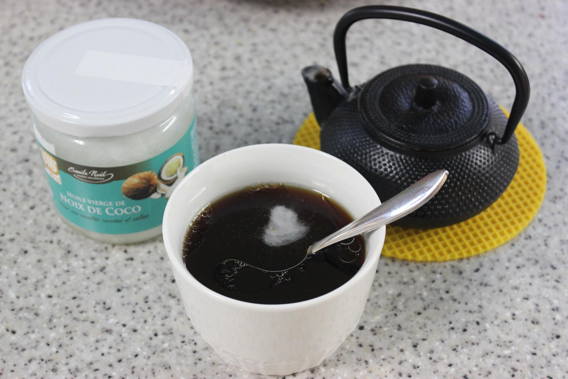 BIOレシピビオキッチンヨーロッパココナツ風味コーヒー