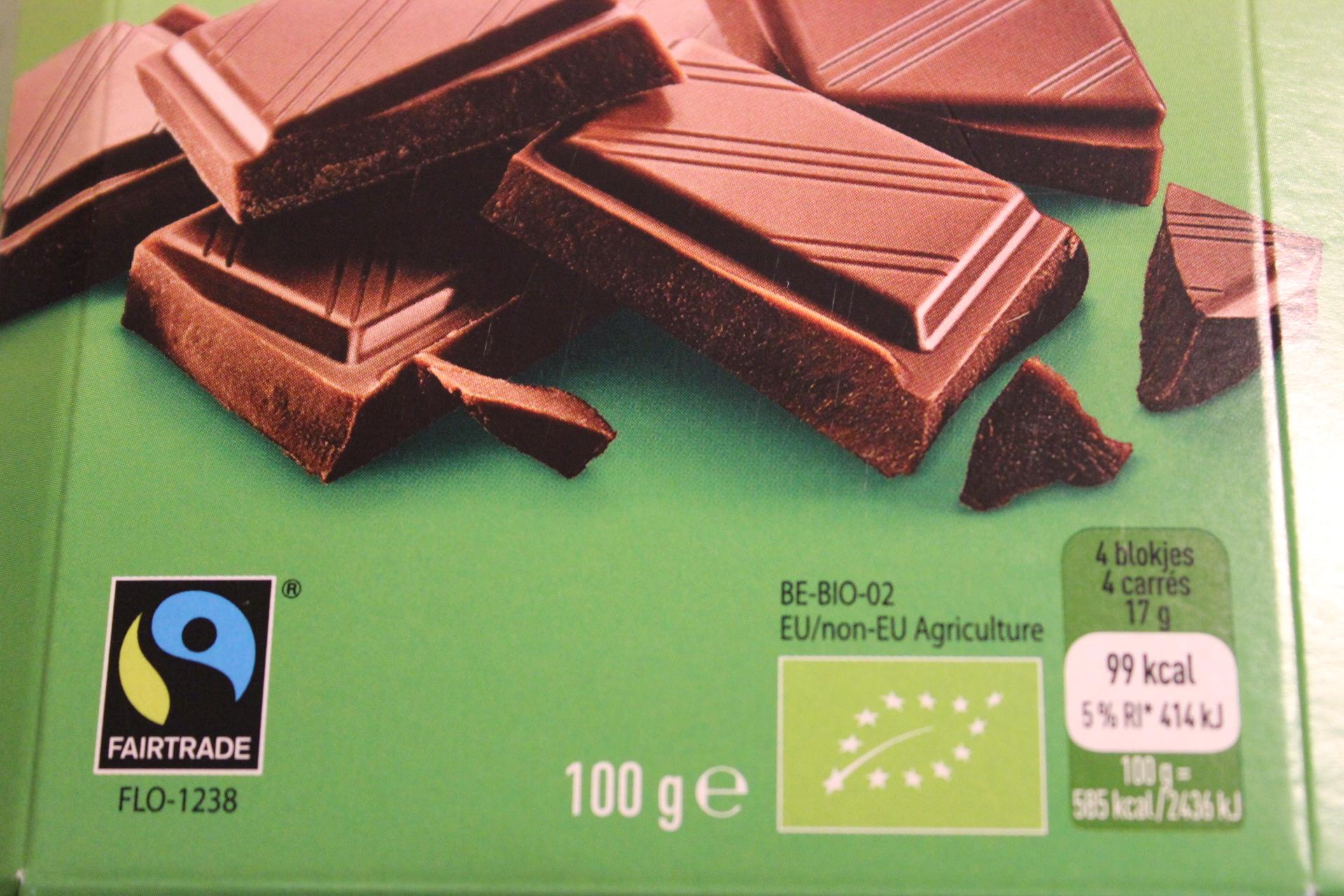 BIOレシピビオキッチンヨーロッパチョコレート