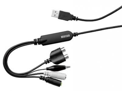 I-O DATAの AD-USB