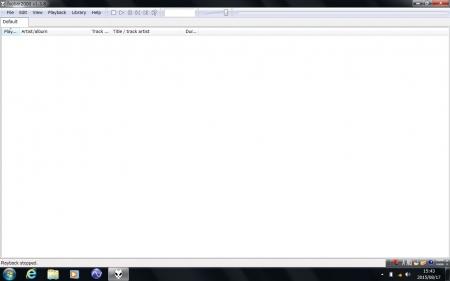 foobar2000_v1_3_8_デフォルト