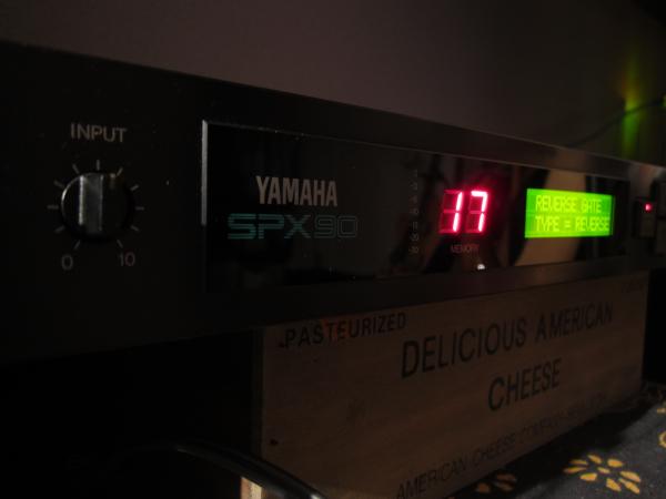YAMAHA SPX90 02